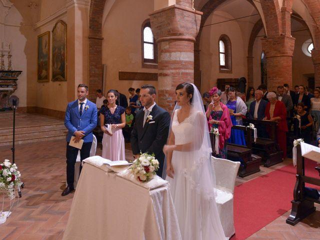 Il matrimonio di Matteo e Chiara a Oviglio, Alessandria 16