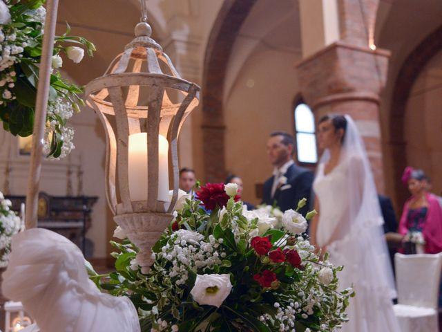 Il matrimonio di Matteo e Chiara a Oviglio, Alessandria 17