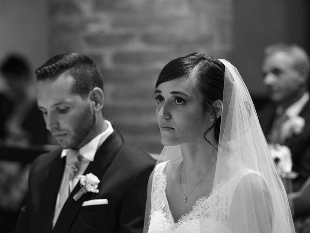 Il matrimonio di Matteo e Chiara a Oviglio, Alessandria 18