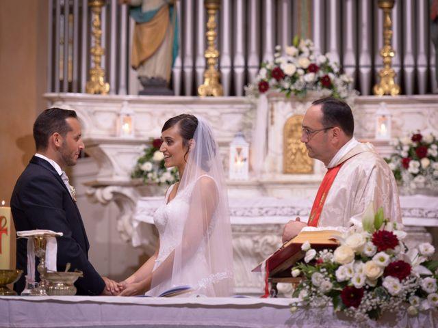 Il matrimonio di Matteo e Chiara a Oviglio, Alessandria 19