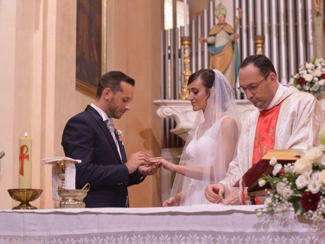 Il matrimonio di Matteo e Chiara a Oviglio, Alessandria 20
