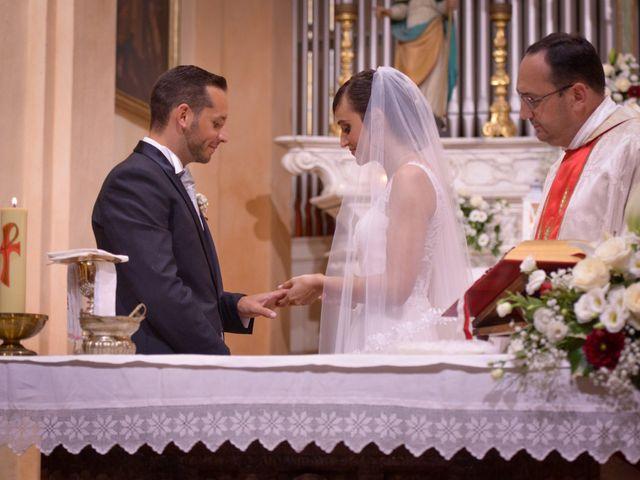 Il matrimonio di Matteo e Chiara a Oviglio, Alessandria 21