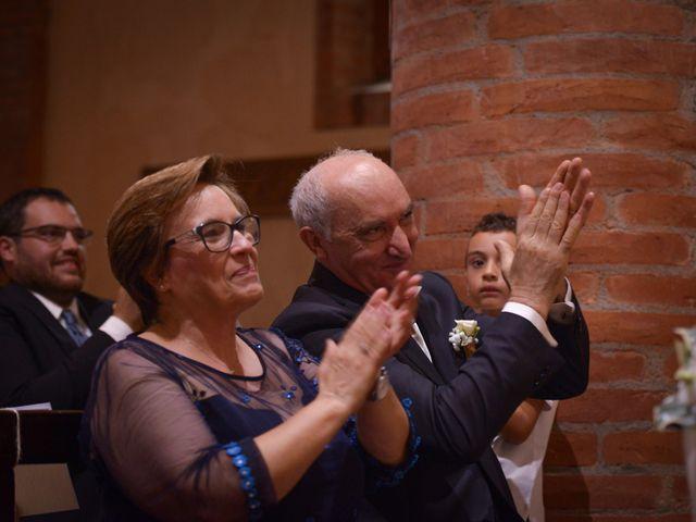 Il matrimonio di Matteo e Chiara a Oviglio, Alessandria 22