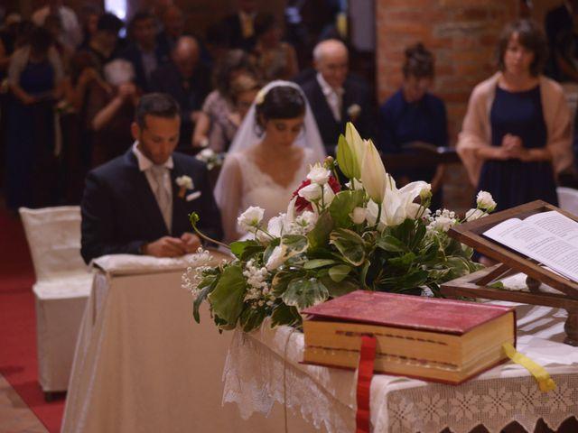 Il matrimonio di Matteo e Chiara a Oviglio, Alessandria 25