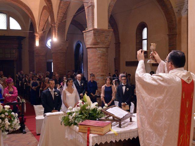 Il matrimonio di Matteo e Chiara a Oviglio, Alessandria 26