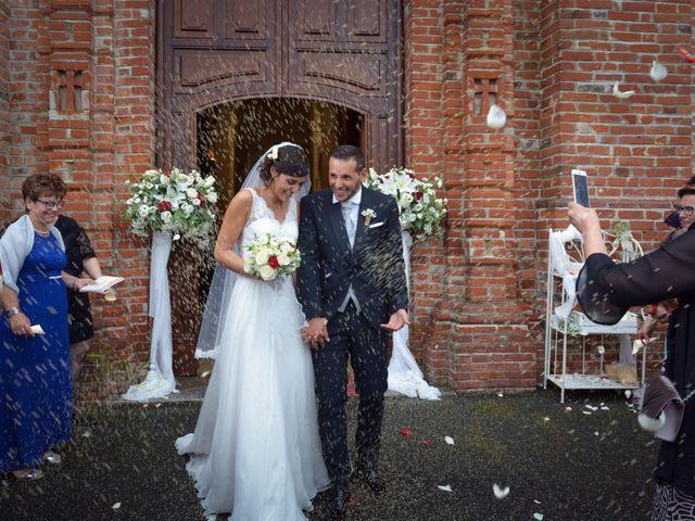 Il matrimonio di Matteo e Chiara a Oviglio, Alessandria 27