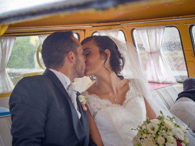 Il matrimonio di Matteo e Chiara a Oviglio, Alessandria 28