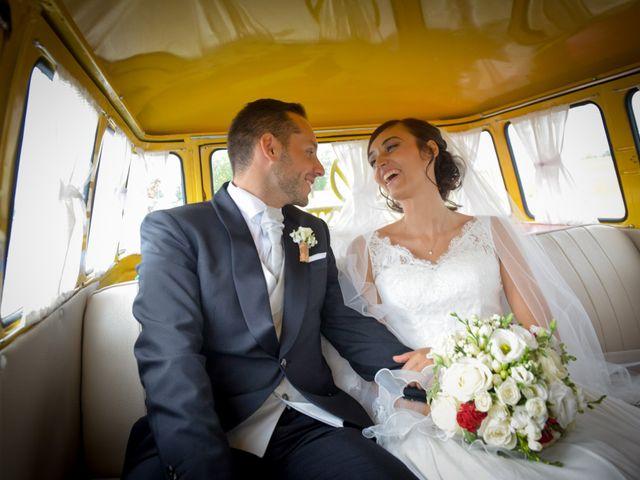 Il matrimonio di Matteo e Chiara a Oviglio, Alessandria 29