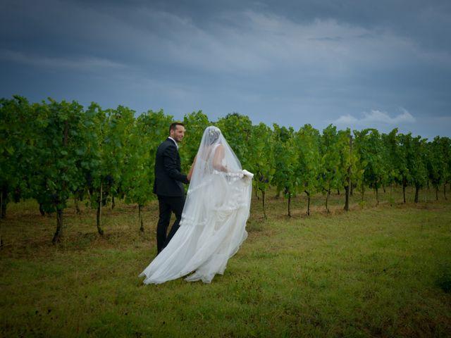 Il matrimonio di Matteo e Chiara a Oviglio, Alessandria 1