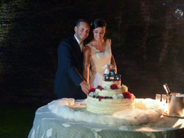 Il matrimonio di Matteo e Chiara a Oviglio, Alessandria 40