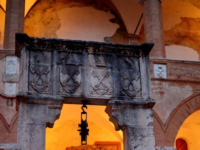 Il matrimonio di Stefano e Beatrice a Spoleto, Perugia 8