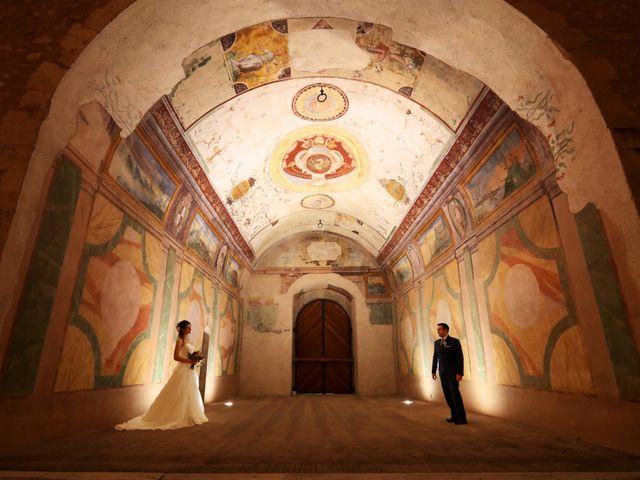 Il matrimonio di Stefano e Beatrice a Spoleto, Perugia 9
