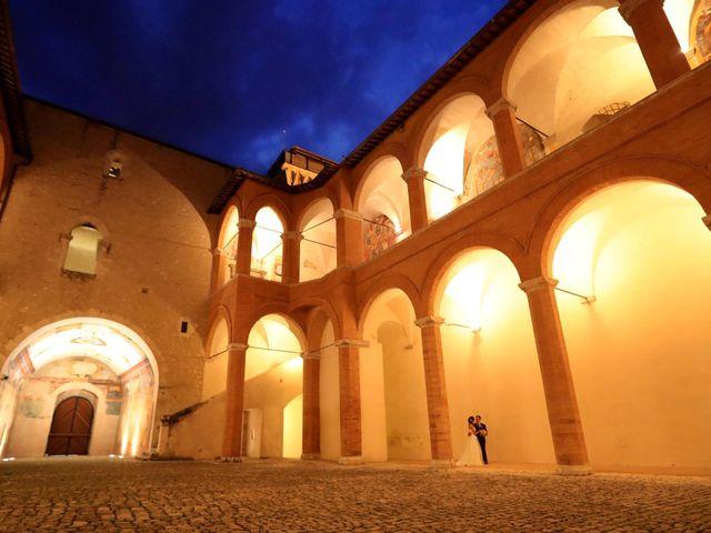 Il matrimonio di Stefano e Beatrice a Spoleto, Perugia 10