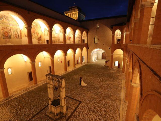 Il matrimonio di Stefano e Beatrice a Spoleto, Perugia 11