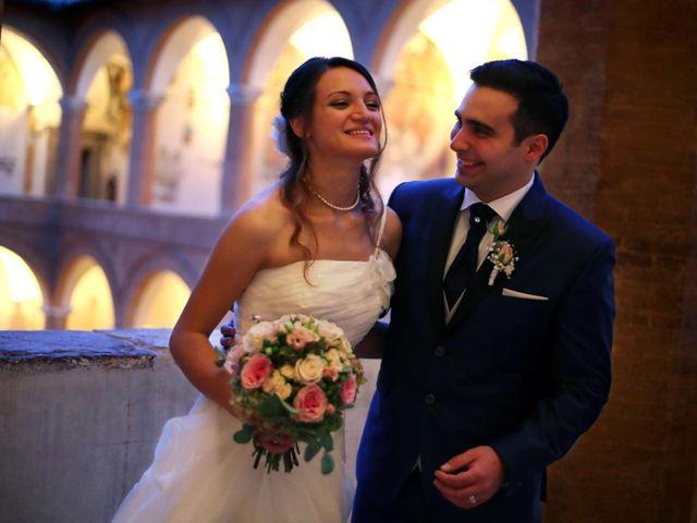Il matrimonio di Stefano e Beatrice a Spoleto, Perugia 12