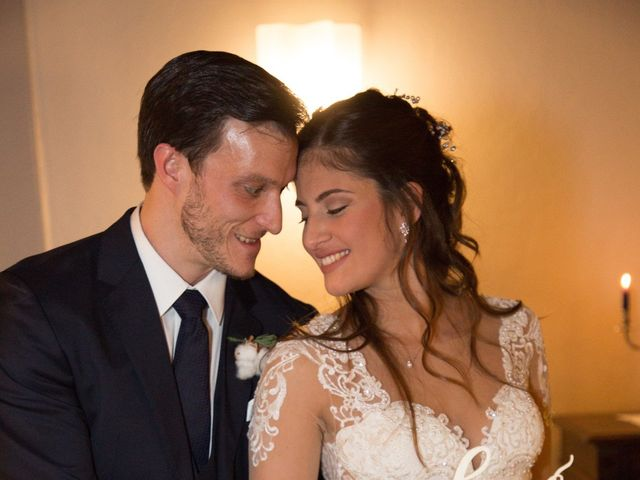 Il matrimonio di Simone e Sofia a Asti, Asti 38