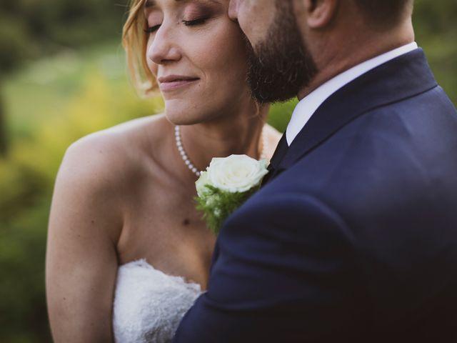 Il matrimonio di Carlos e Gaia a Torreglia, Padova 1