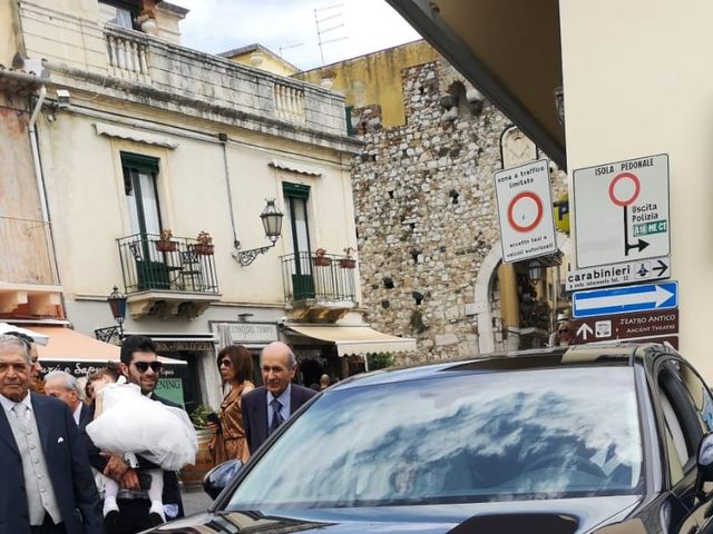 Il matrimonio di Sergio  e Tiziana a Taormina, Messina 7