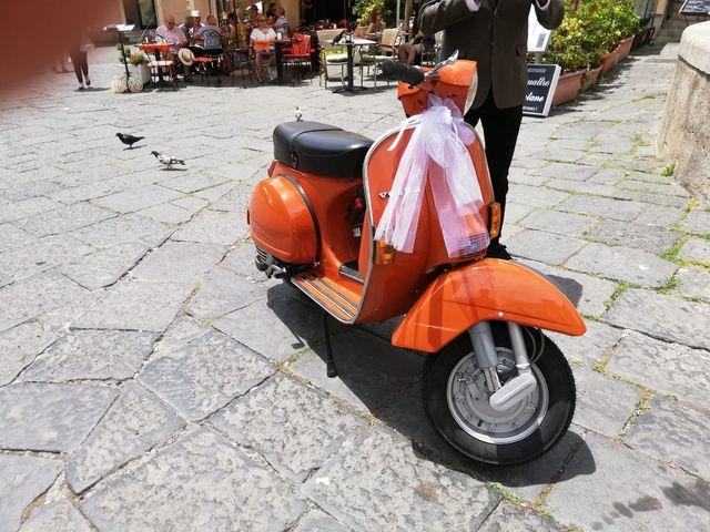 Il matrimonio di Sergio  e Tiziana a Taormina, Messina 9