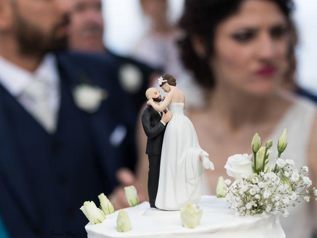 Il matrimonio di Sergio  e Tiziana a Taormina, Messina 1