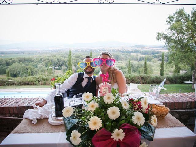 Il matrimonio di Simone e Sarah a Grosseto, Grosseto 9