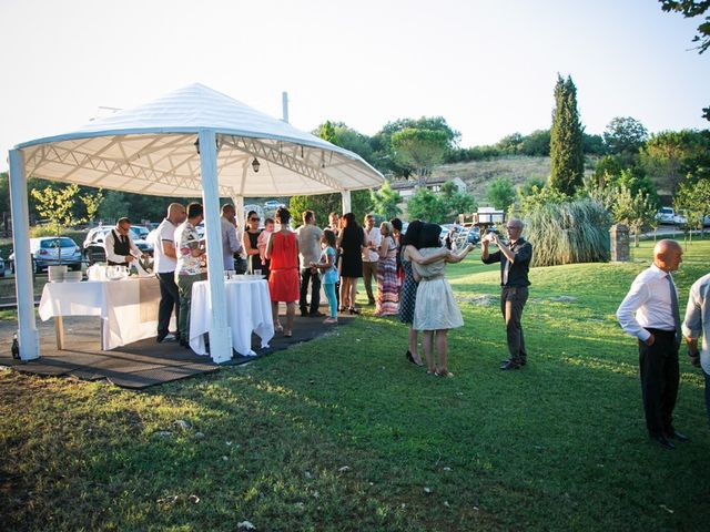 Il matrimonio di Simone e Sarah a Grosseto, Grosseto 15
