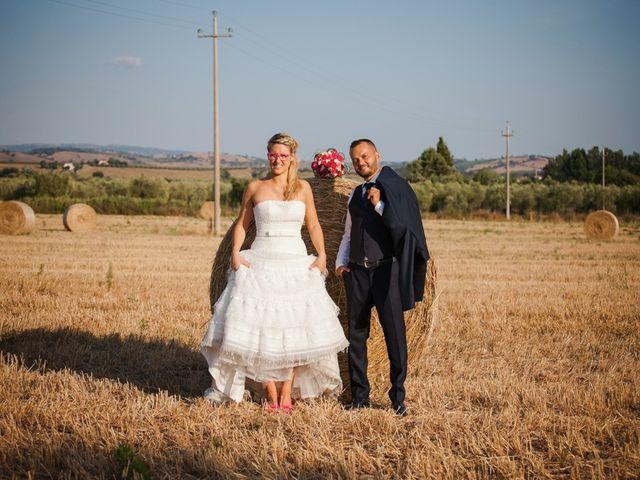 Il matrimonio di Simone e Sarah a Grosseto, Grosseto 23