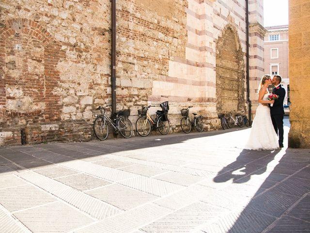 Il matrimonio di Simone e Sarah a Grosseto, Grosseto 24
