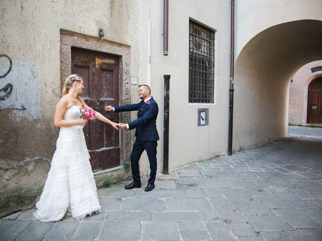Il matrimonio di Simone e Sarah a Grosseto, Grosseto 26