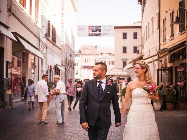 Il matrimonio di Simone e Sarah a Grosseto, Grosseto 30