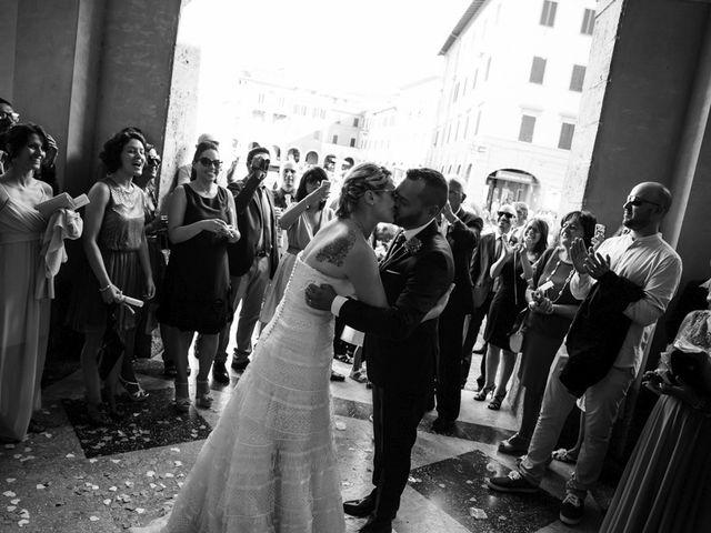 Il matrimonio di Simone e Sarah a Grosseto, Grosseto 32