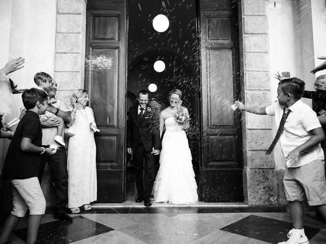 Il matrimonio di Simone e Sarah a Grosseto, Grosseto 33
