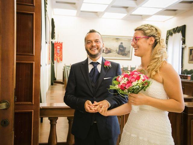 Il matrimonio di Simone e Sarah a Grosseto, Grosseto 34