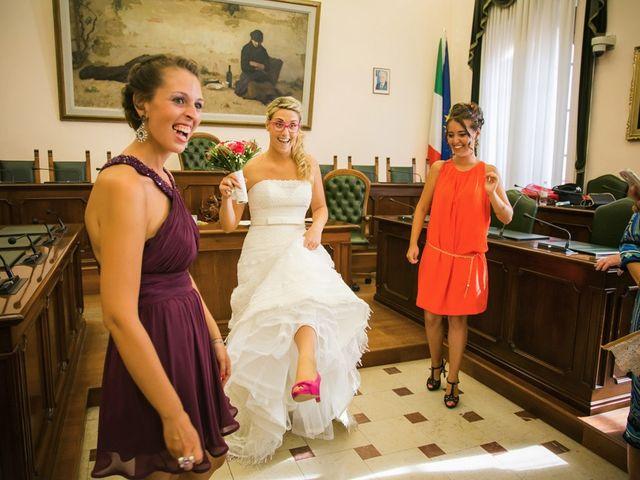 Il matrimonio di Simone e Sarah a Grosseto, Grosseto 35
