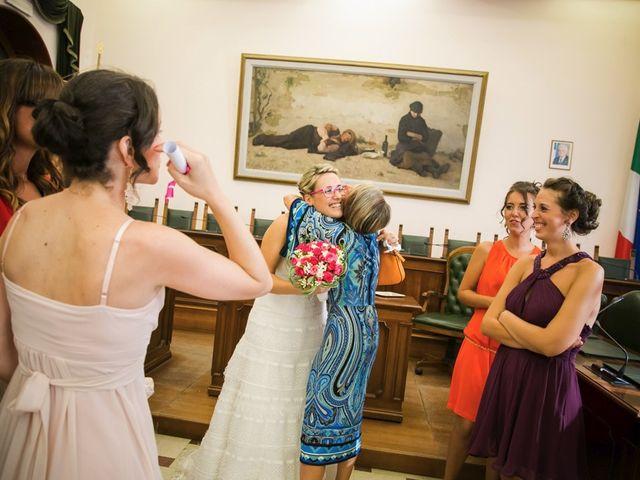 Il matrimonio di Simone e Sarah a Grosseto, Grosseto 37