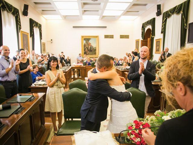 Il matrimonio di Simone e Sarah a Grosseto, Grosseto 40