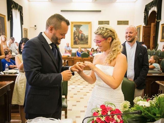 Il matrimonio di Simone e Sarah a Grosseto, Grosseto 41