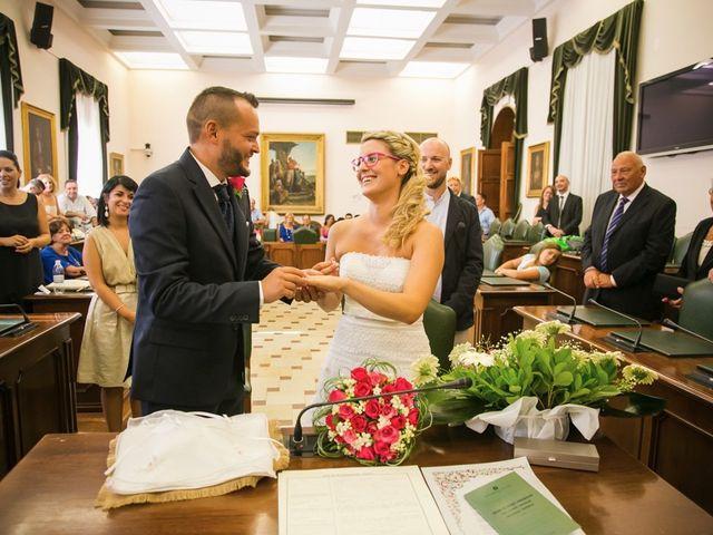 Il matrimonio di Simone e Sarah a Grosseto, Grosseto 42