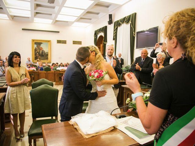 Il matrimonio di Simone e Sarah a Grosseto, Grosseto 44