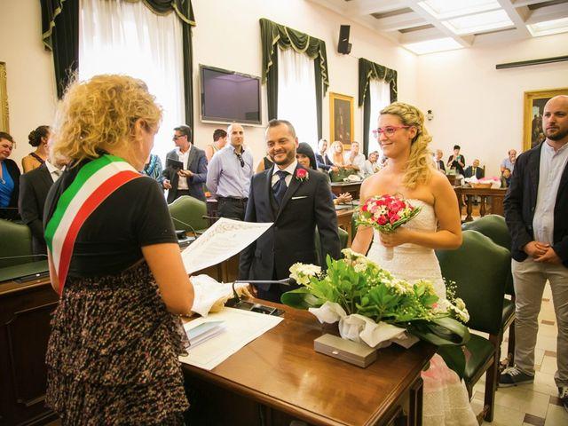 Il matrimonio di Simone e Sarah a Grosseto, Grosseto 47