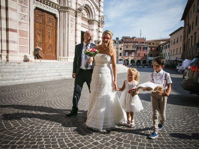 Il matrimonio di Simone e Sarah a Grosseto, Grosseto 50
