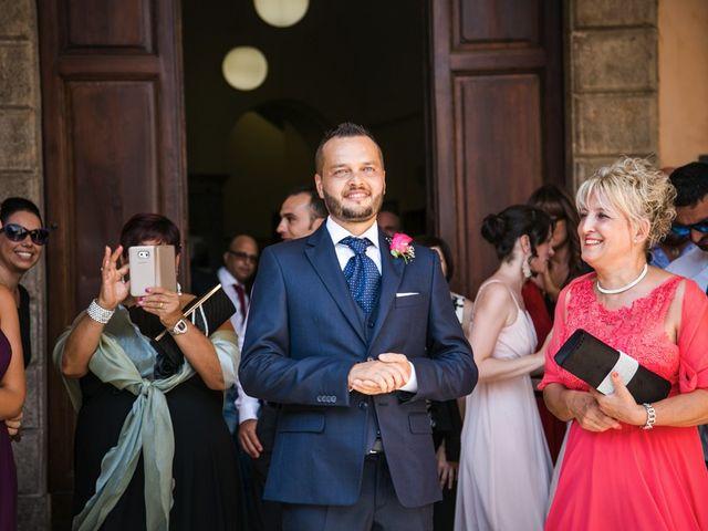 Il matrimonio di Simone e Sarah a Grosseto, Grosseto 53