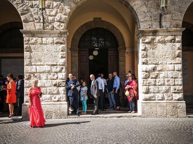 Il matrimonio di Simone e Sarah a Grosseto, Grosseto 56