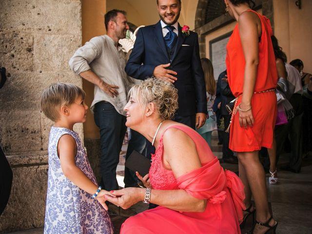 Il matrimonio di Simone e Sarah a Grosseto, Grosseto 57