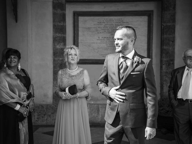 Il matrimonio di Simone e Sarah a Grosseto, Grosseto 61