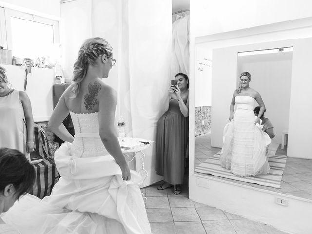 Il matrimonio di Simone e Sarah a Grosseto, Grosseto 63