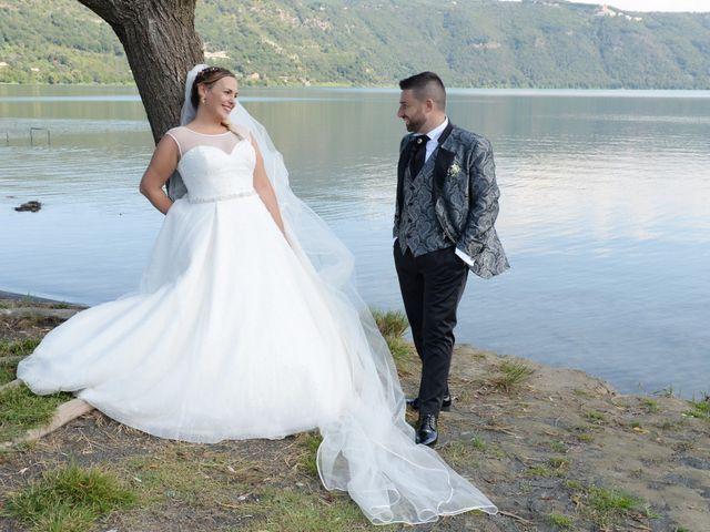 Le nozze di Erika e Emiliano