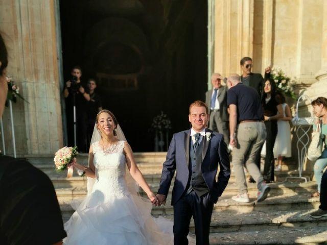 Il matrimonio di Federica e Salvatore a Noto, Siracusa 4
