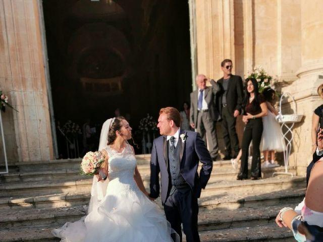 Il matrimonio di Federica e Salvatore a Noto, Siracusa 5