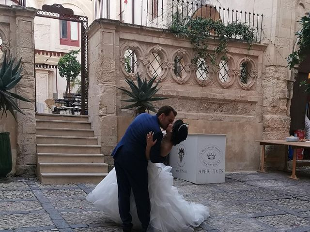 Il matrimonio di Federica e Salvatore a Noto, Siracusa 8